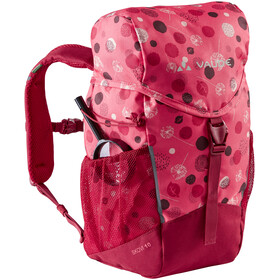 VAUDE Skovi 10 Backpack Kids, bright pink/cranberry
